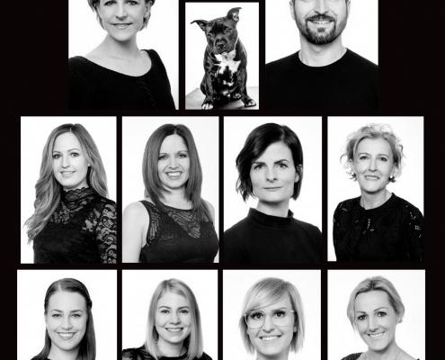 Firmenfotos und Mitarbeiterfotos